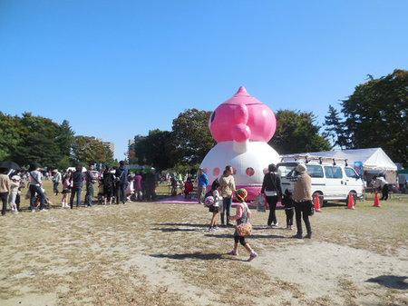 H27.10中川区民祭荒子公園②.JPG